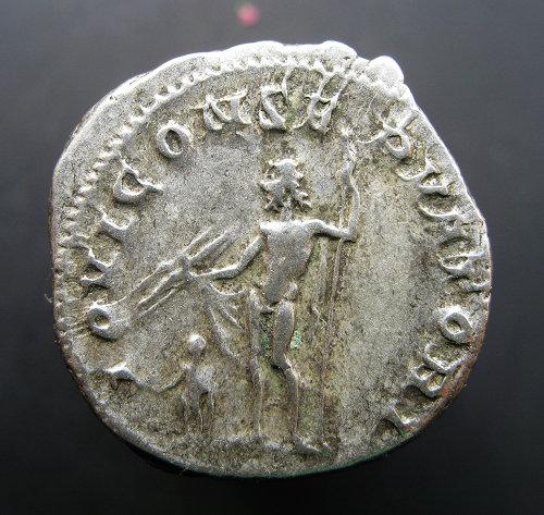古典币 古罗马戈尔迪安三世银币