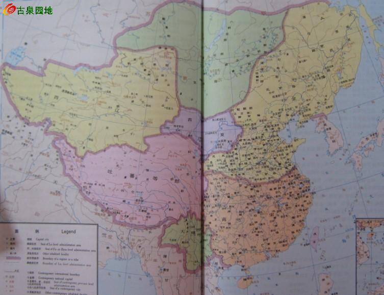 北宋,金,南宋,元---地图