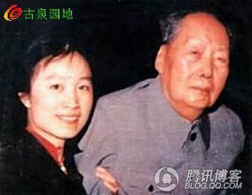 毛泽东去世前的天人感应