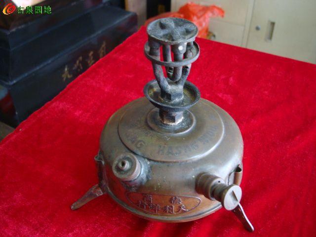 二战时期的汽油炉