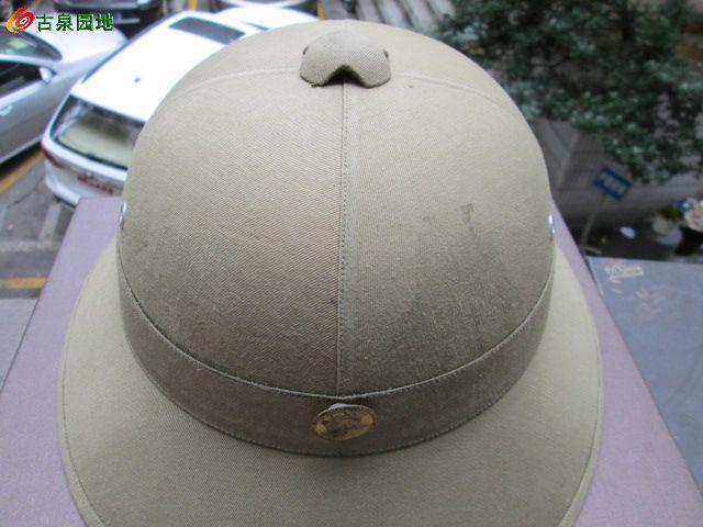 六十年代援越解放军军帽