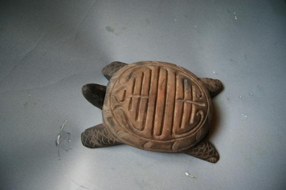 太空泥制作乌龟图片步骤