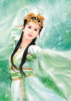 (手绘)中国古代美女